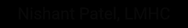 Nishant Patel LMHC